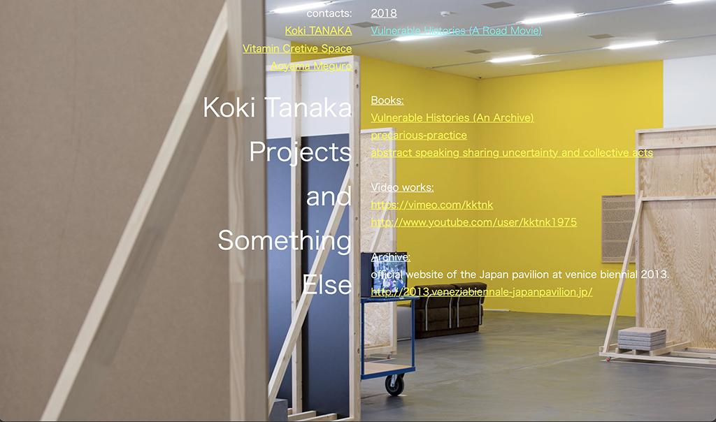 Personal website- www.kktnk.com
