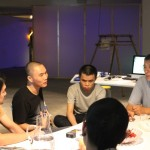 6 august 2013 converstation with Li Yao01