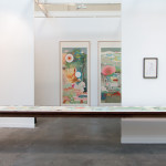 2017年FIAC巴黎当代艺术博览会展位现场,巴黎,2017年。 图片由维他命文献库提供。