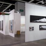 2018年香港巴塞尔艺术博览会展位现场。 图片:维他命文献库