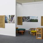 2019年FIAC艺术博览会展位现场,巴黎,法国,2019。图片由维他命艺术空间提供。
