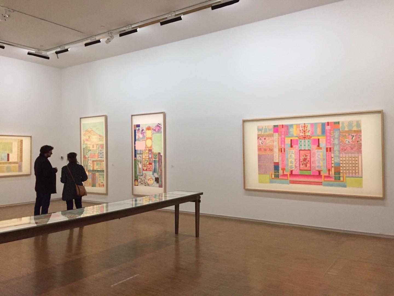Yuan Jai@Center Pompidou exhibition view12