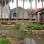 Mirrored Gardens, July 2015. Photo: Zeng Han