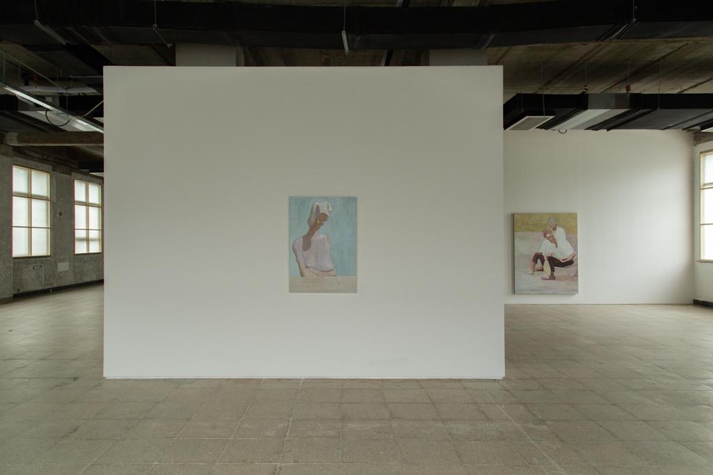 """12 Wang Yin2021@A07 Building, 798 Art Zone, Beijing-""""王音2021""""@798艺术区A07楼,北京"""
